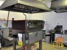 Nuestra cocina. :: Zona de elaboración de pizzas.