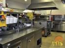 Nuestra cocina. :: Zona de elaboración Kebab, Hamburguesas, Bocadillos, etc...